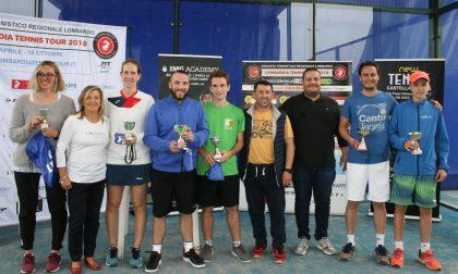 Lombardia Tennis Tour, la prima tappa a Lomazzo