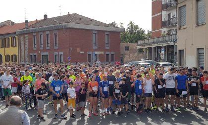 Stravenegono, 650 di corsa fino in oratorio FOTO E VIDEO