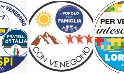 Elezioni Venegono: corsa a tre per piazza Mauceri
