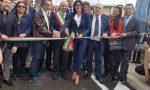 Sottopasso ferroviario, onorevoli e vertici della Regione all'inaugurazione a Venegono VIDEO