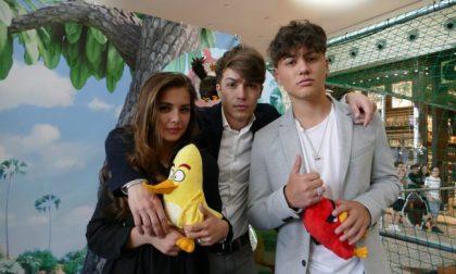 Angry Birds al Carosello anche con i giovani attori influencer