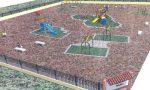 Bubbiano, restyling da 25mila euro per l'area giochi