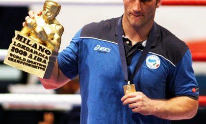 Un campione olimpico a Magenta