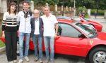 Club Auto sportive legnanesi al Trofeo Sara Clerici