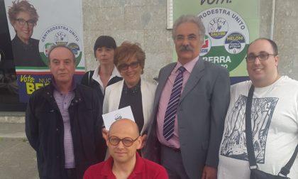 """Cerro, elezioni: Berra presenta """"Centrodestra unito"""" FOTO e VIDEO"""