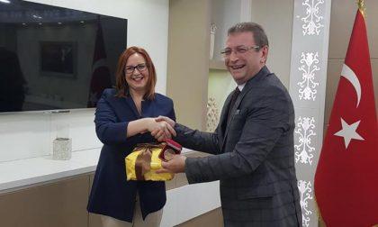 Missione turca per il sindaco di Magenta