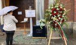 Esplosione Rescaldina, commozione per l'addio a Saverio Sidella FOTO