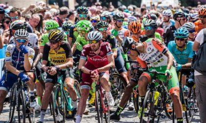 Giro d'Italia ad Abbiategrasso: sale la febbre anche a Gaggiano