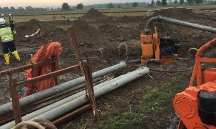 """Gudo, l'elettrodotto """"trasloca"""" ad est del paese: partiti gli scavi"""