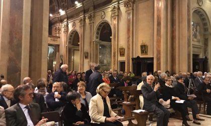 Rotary Club Tradate, successo per il concerto in onore di Delpini