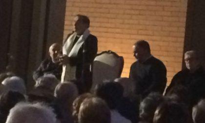 Novate, folla per l'Arcivescovo VIDEO