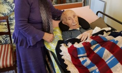 Morto a Desenzano l'uomo più anziano d'Italia