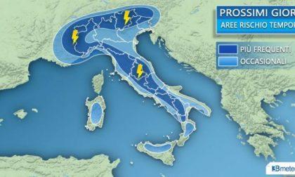 Meteo Lombardia: maggio all'insegna dei temporali