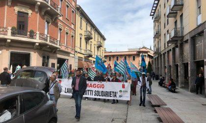 Corteo del Primo maggio, sindacati uniti per la sicurezza sul lavoro VIDEO