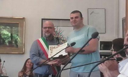 Rescaldina ha premiato i suoi eroi