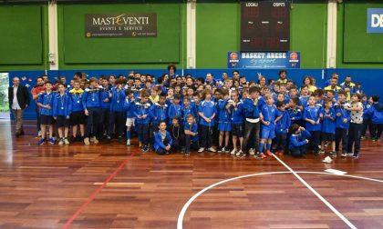 Sg Sport Arese celebra gli atleti e i successi dell'anno sportivo FOTO