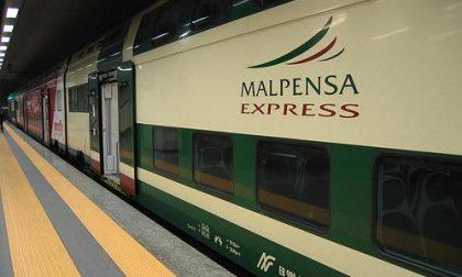 Capotreno aggredita sul Malpensa express