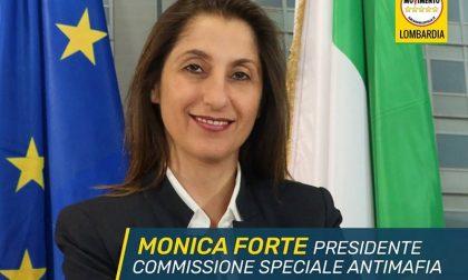 Regione, Monica Forte presidente della Commissione antimafia