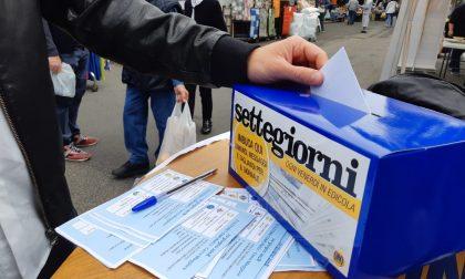 Cerro, elezioni: Settegiorni ha fatto votare al mercato, ecco chi ha vinto