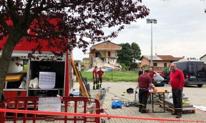 Esplosione Rescaldina, stop al presidio permanente
