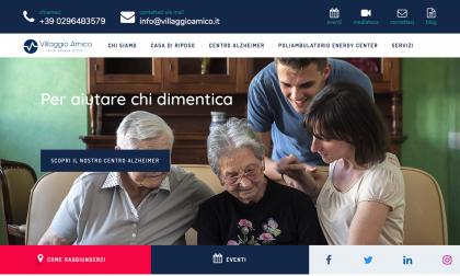 Villaggio Amico: un nuovo sito a prova di nonno