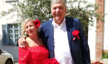 Vicecomandante dei vigili sposa la sua ex agente