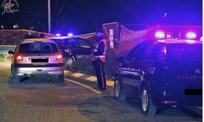 """Spaccio e prostituzione: nuovo servizio di """"alto impatto"""" dei carabinieri comaschi"""