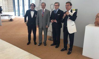 The Boga foundation da Tradate firma la mostra al palazzo delle Nazioni a Ginevra