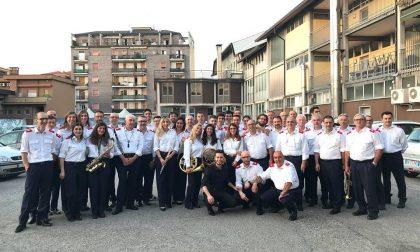 Il Corpo Musicale S. Stefano di Parabiago festeggia Santa Cecilia