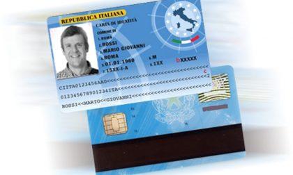 Documento d'identità, via il cartaceo: solo tesserino