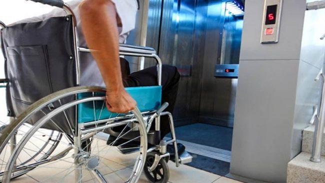 servizio di incontri con handicap