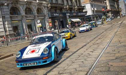 Milano Rally Show, ad Arese tre prove speciali anche in notturna