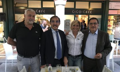 Festa di chiusura della campagna elettorale di Fratelli d'Italia