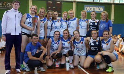 Volley Cornaredo, nuova coppa vinta dalle ragazze U16