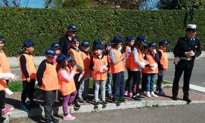 Educazione stradale, Polizia locale in cattedra