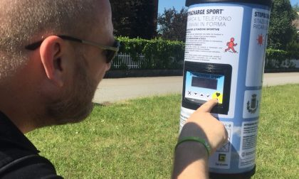 A Castano lo smartphone si ricarica con l'energia solare