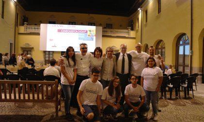 Cinema all'aperto: l'inaugurazione in Villa Corvini - FOTO