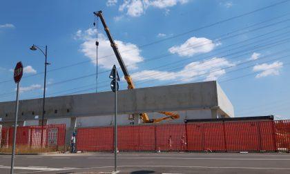 Arese sud, al via i lavori per il nuovo supermercato a Sansovino