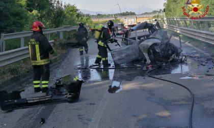 Incidente mortale a Turate, Gerenzano piange il 18enne Fedrik