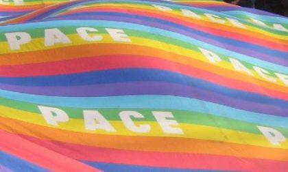 Giornata della pace, stand e coro africano col Collage