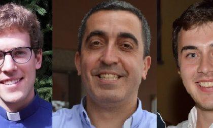 Nuovi sacerdoti: uno era goleador, altro avvocato e uno studente