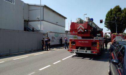 Rave party sventato a Settimo, 5 giovani denunciati