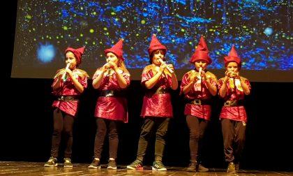 I sogni dei bambini della Carducci al Teatro Tirinnanzi VIDEO