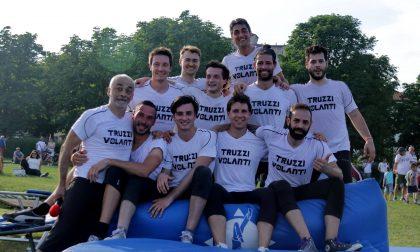 Trofeo festa sport, prima edizione con i Truzzi Volanti