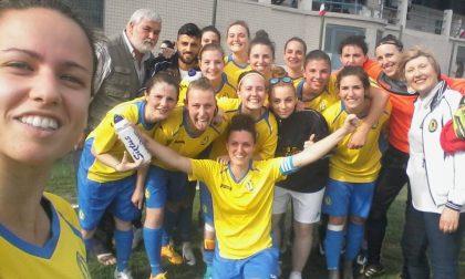 Calcio femminile, il Villa Cortese chiude i battenti
