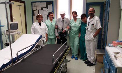 Ospedale Galmarini, donata una nuova barella al Pronto Soccorso