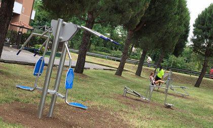 Fitness all'aperto: il Comune installa attrezzature in tre parchi