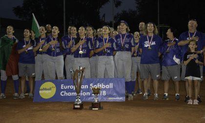 SOFTBALL: l'Italia U19 è Campione d'Europa