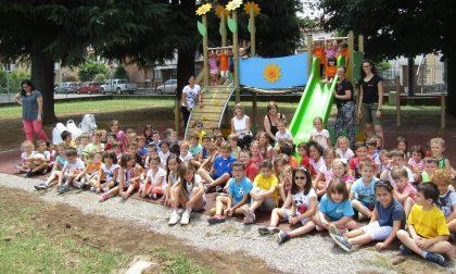 Missione compiuta, nuovo gioco per i bambini della San Francesco