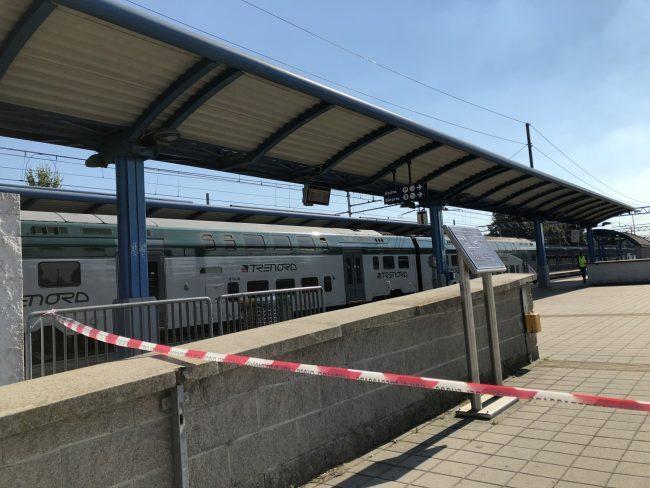Melzo, morto in stazione